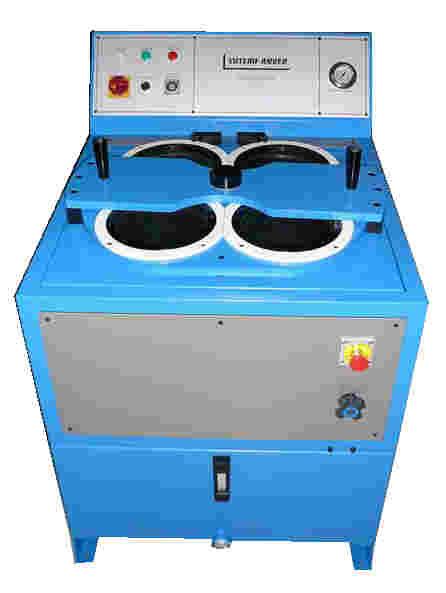Presse hydraulique à souder les semelles – Modèles 600-2 / 600-4