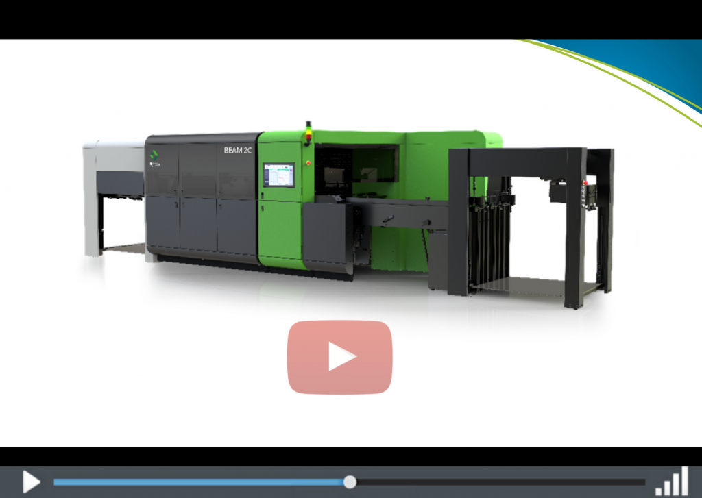 Vidéo du modèle BEAM 2C en fonctionnement