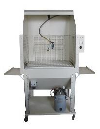Poste d'encollage manuel – Modèle OMAV TP80/160